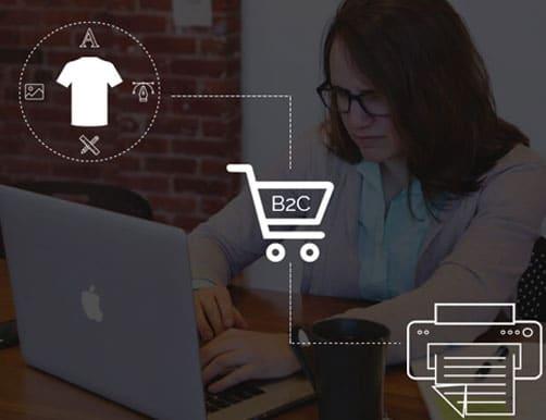 B2C Storefront