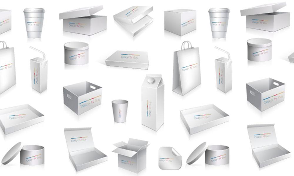 Custom Packaging Materials
