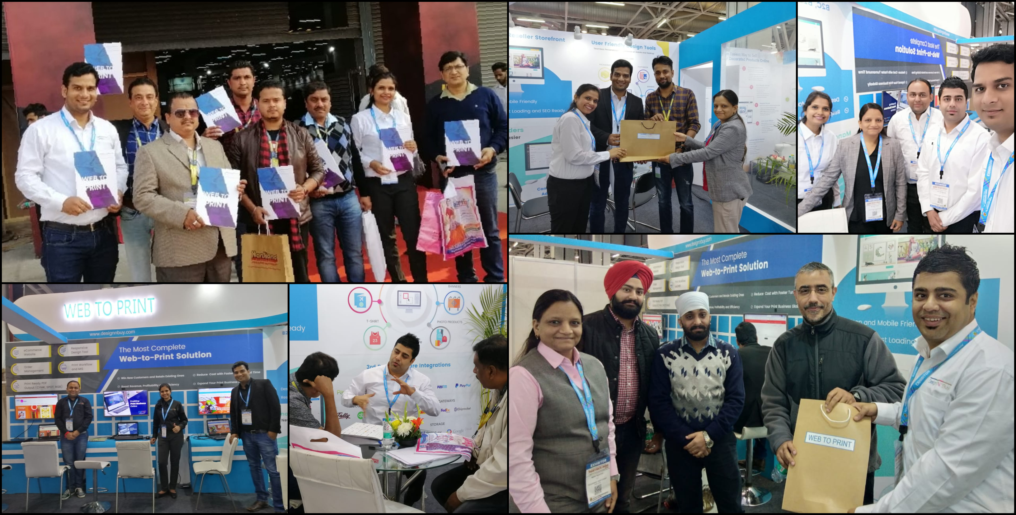 Design'N'Buy at Print Pack 2019, India - Design 'N' Buy