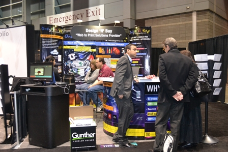 Thanks to all for visiting us at Graph Expo 2012, Chicago