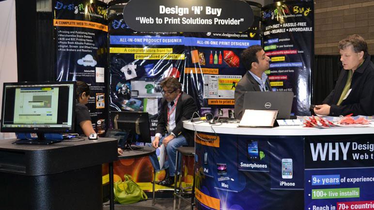 Graph Expo 2012, Chicago