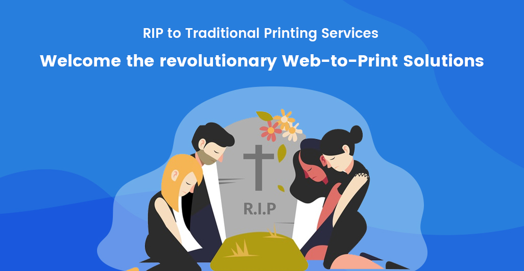 Print is dying! Really? To be reincarnated as Personalized Print