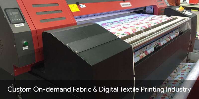 How online design tools are shaping up custom on-demand fabric and digital textile printing industry