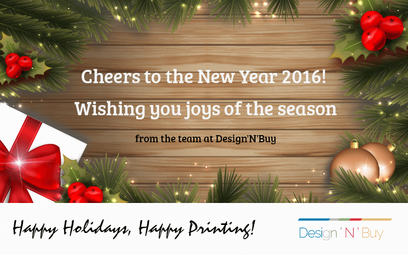 Seasons Greetings from Design'N'Buy