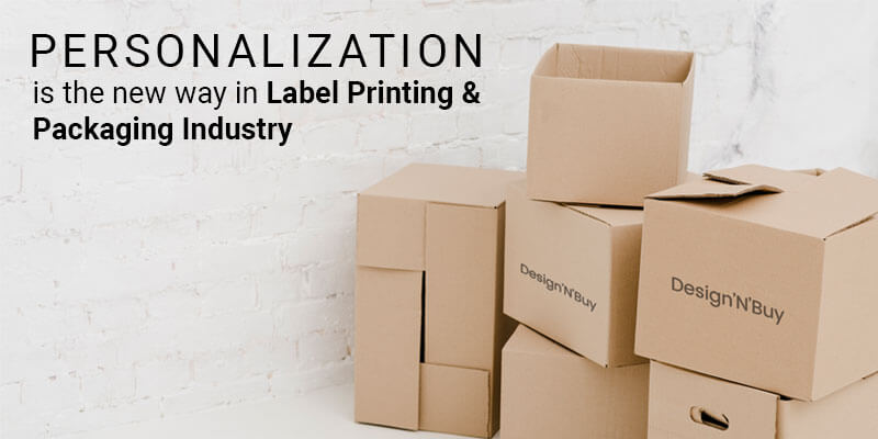 Personalization is the new way in Label Printing and Packaging Industry