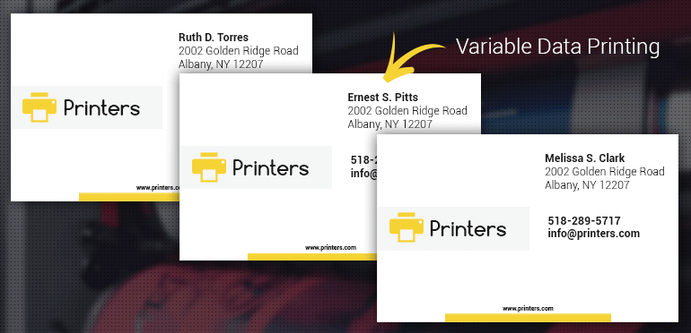 Variable Data Printing – The new success mantra for marketers and print service providers