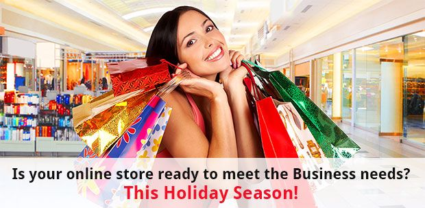 Offers are attracting customers this holiday season, is your online store ready to meet the needs?