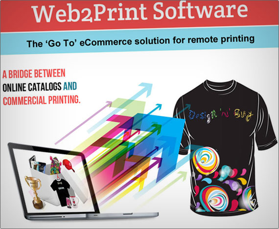 Web to Print Software – The 'Go To' eCommerce solution for remote printing