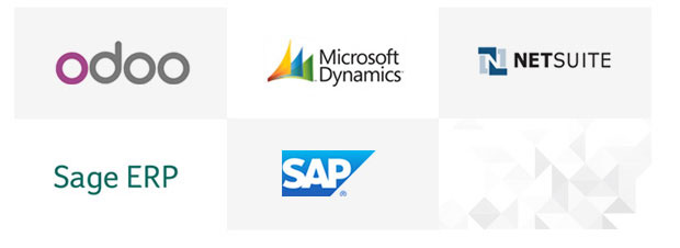ERP/CRM Solutions