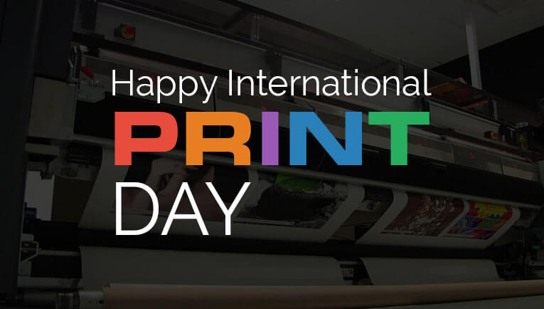 Celebrating International Print Day