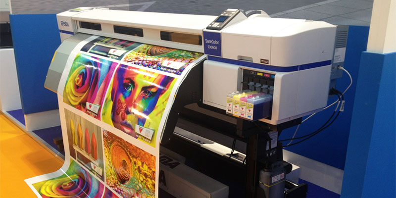Is Web-to-Print adoptable for large format printers to grow their business online?