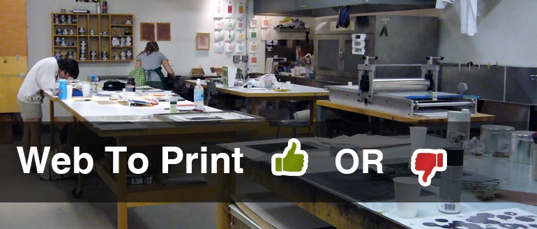 Is a Web-to-Print System a Good Idea for Your Business?