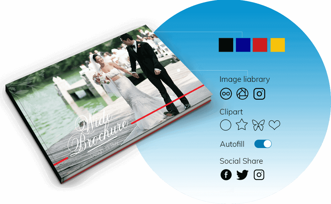 Photobook Software | Photo Album Design Software | Online