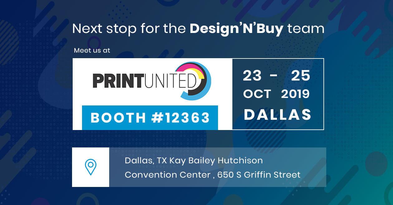 Printing United (Oct 2019), Dallas USA