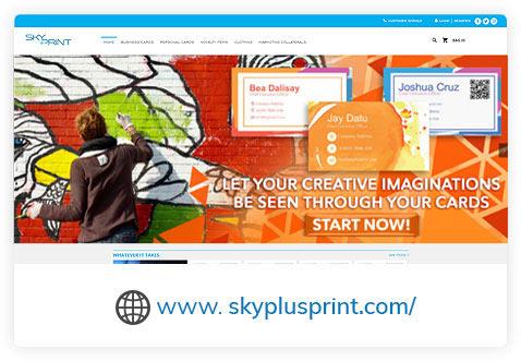 Skyplusprint