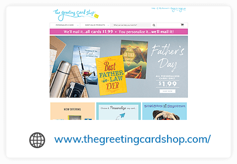 The Greeting Cards Shop