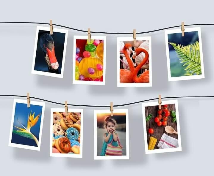Photo printing module