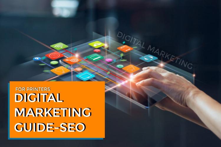 How to do digital marketing for print business