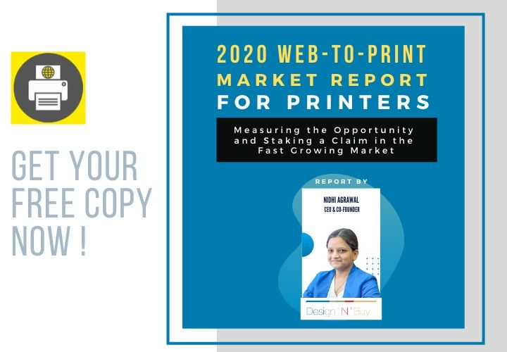 2020 Web-to-Print Market Report for Printers