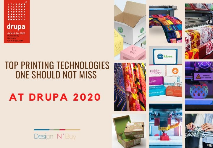 Top Printing Technologies One Should Not Miss at Drupa 2020 Germany