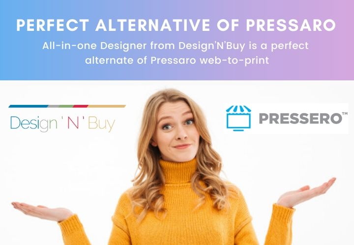All-in-one Designer – An Alternative of Pressaro Web-to-Print Solution from Aleyant