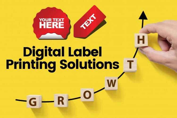 Digital Label Printing Solutions Market | Size, Share, Growth