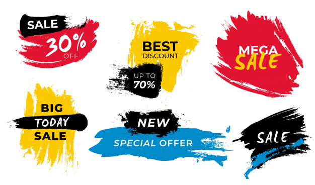Promotional offers, discounts