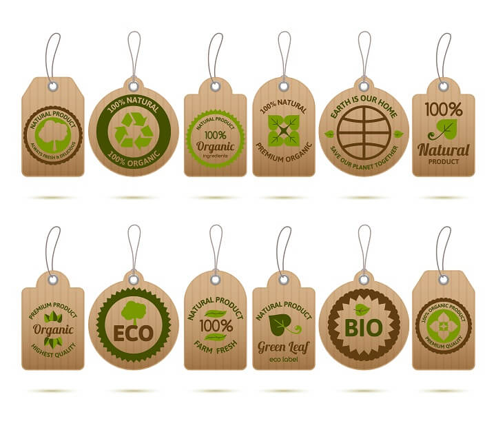 Eco Friendly label printing