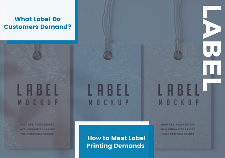Meeting Label Printing Demands Of Brands In 4 Ways