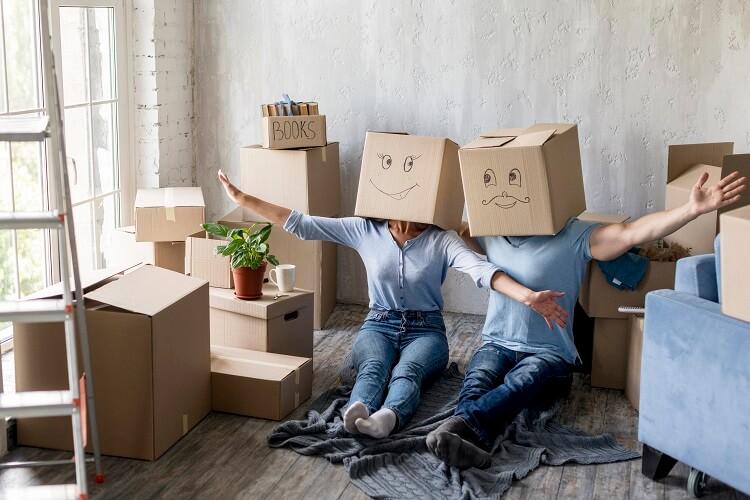 happy packaging customer