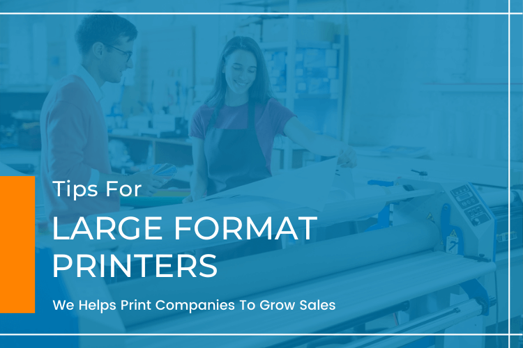 How Design'N'Buy Helps Print Companies to Grow Sales: Tips For Large-Format Printer